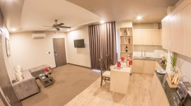 Anik Suite Living Room